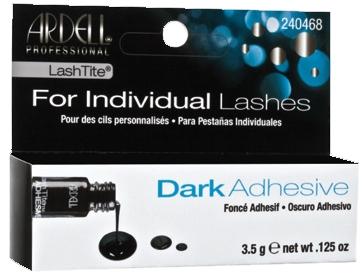 דבק ריסים מקצועי שחור לריסים בודדים Dark Adhesive-0