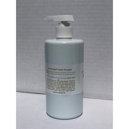 """סבון נוזלי היגייני לכפות הידיים- שוורץ 500 מ""""ל -4035"""