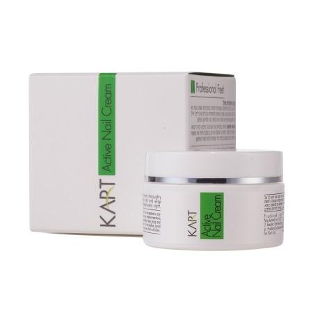 קרם ציפורניים פעיל לפטרת הציפורניים - Active Nail Cream - קארט פדיקור-0