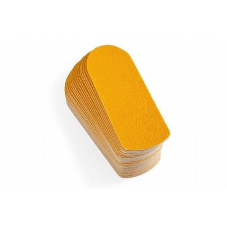 נייר לטש צהוב גס מתחלף 50 יח' - ברוקס-0