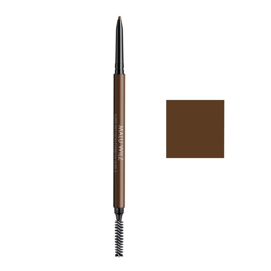 SUPER PRECISION EYEBROW LINER- עיפרון גבות דק ומעודן במיוחד לעיצוב גבות מדויק-0