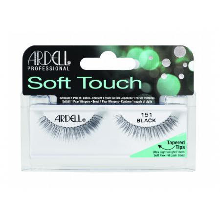 ריסים מלאכותיים Soft Touch 151-0