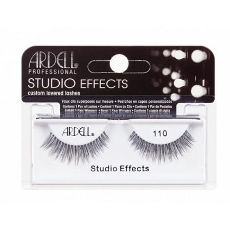 רצועות ריסים שחור Studio Effects 110 Ardell-0